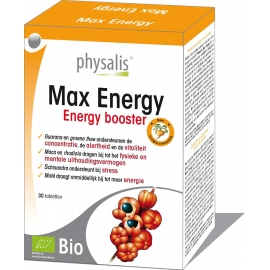 Max Energy Booster