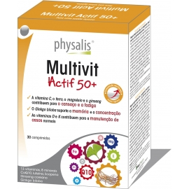 Multivit  activ 50