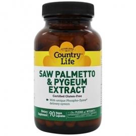 SAW PALMETO & PYGEUM