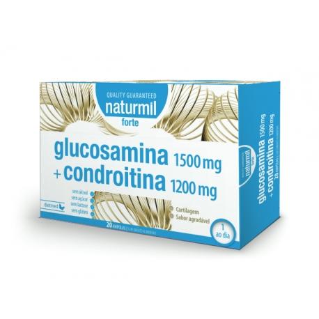 GLUCOSAMINA 1500mg+ Condroitina 1200mg