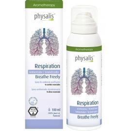 Spray purificador das vias respiratórias