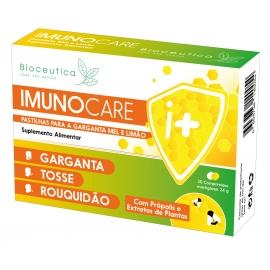 Imunocare Pastilhas Limão e Mel